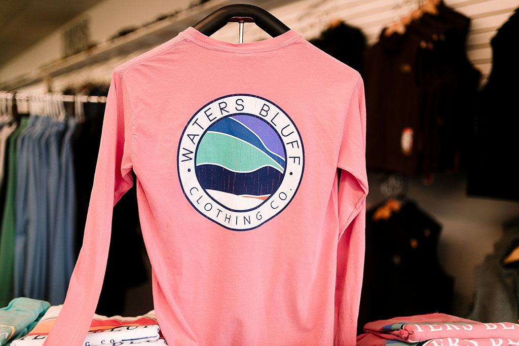 Waters Bluff Clothing