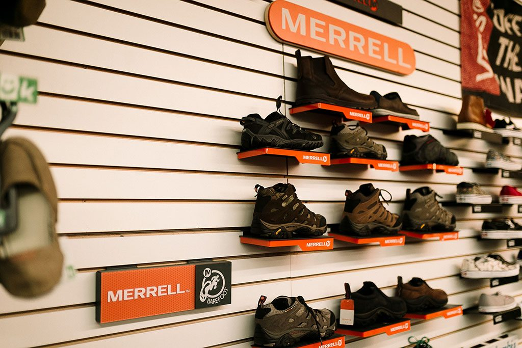 outlet store sale great variety styles run shoes Merrell Shoes | Bicycle World